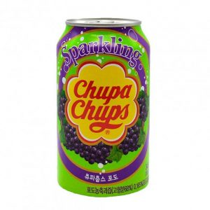 koreaanse koreaans chupa chups red grape rode druif zwartebes zoete lollydrinken lollie grape druif druiven paars chupachups drinken frisdrank met prik koolzuurhoudend blikje
