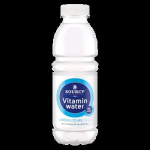 Sourcy-vitaminen water Limoen-Lychee-bestellen