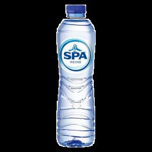 Spa-blauw-500ml mineraal water bronwater
