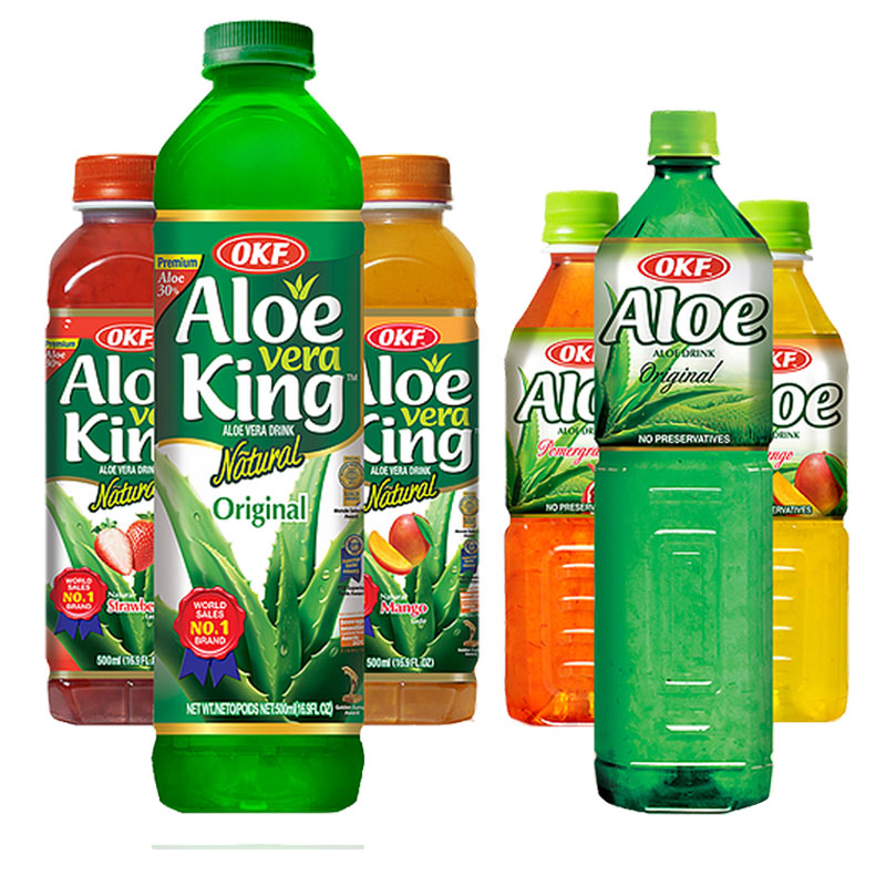 Aloe-Vera-vruchtensappen