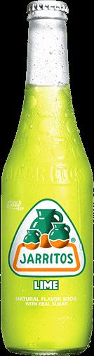 Jarrito's Lime frisdrank smaak