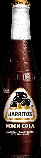 Jarrito's Mexcian cola frisdrank smaak