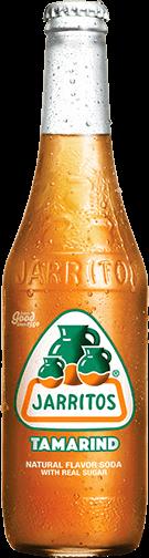 Jarrito's Tamarind frisdrank smaak