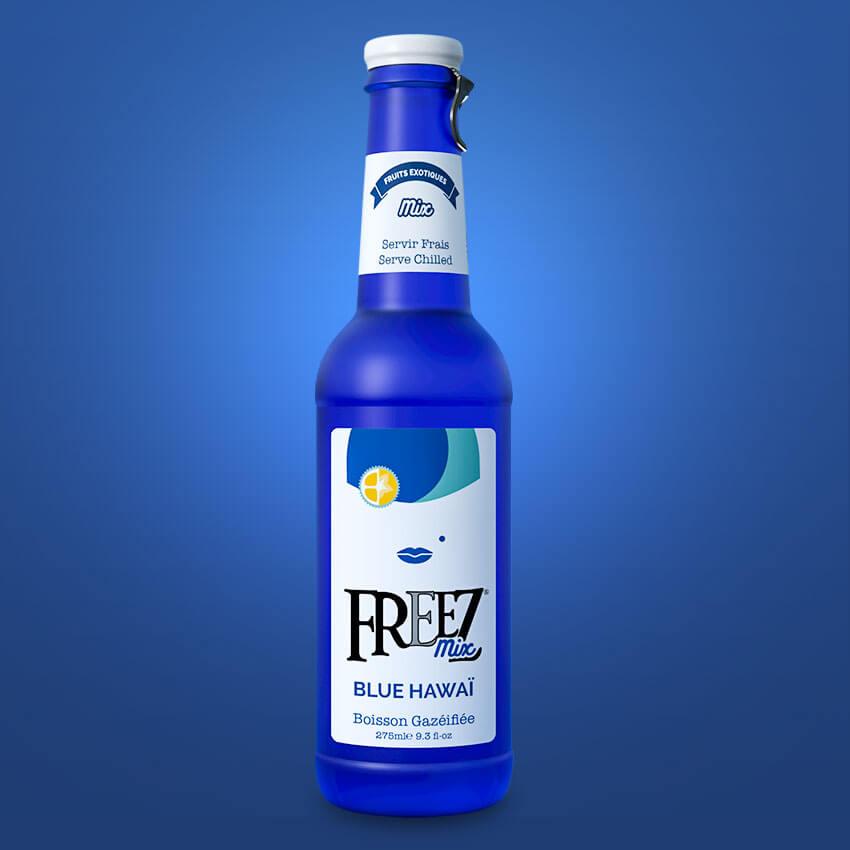 Freez fridranken in 12 smaken