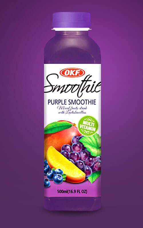 OKF-Smoothie-bos vruchten